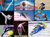 Sport and its types in our life