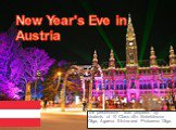New year\'s eve in austria