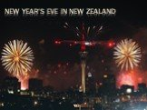 New Year's Eve In New Zealand