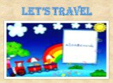 Let\'s travel