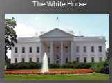 The white house (белый дом)